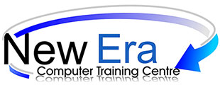 New Era Computer Training Logo
